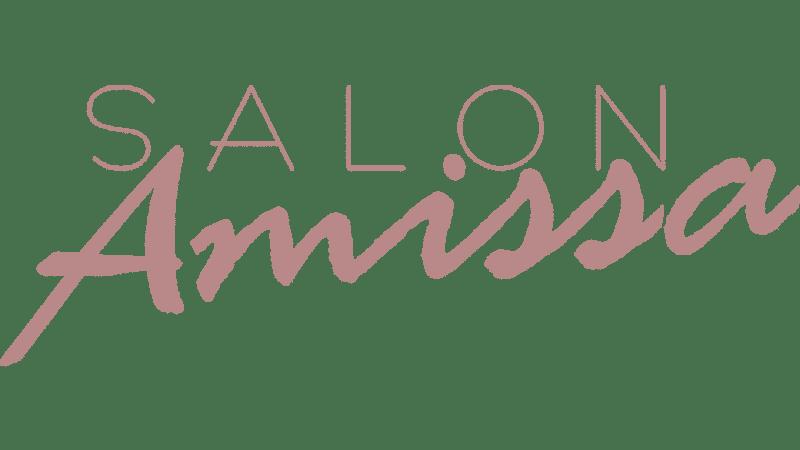 Salon Amissa Logo pink