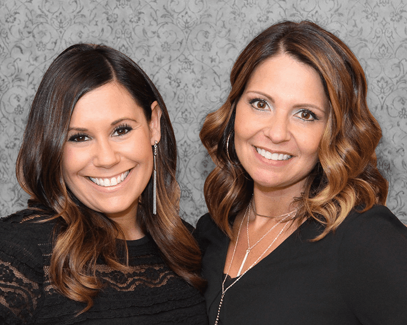 Salon Amissa Owners - Michelle & Sabrina